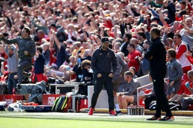 Thắng Wolves, Liverpool thiết lập kỷ lục về nhì tại Premier League - 9