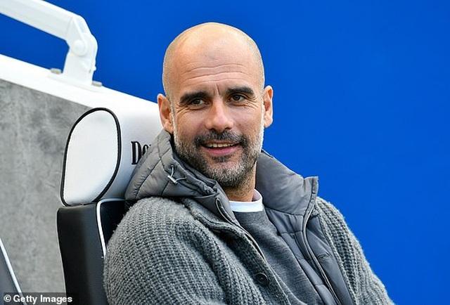 Brighton 1-4 Man City: Thầy trò Guardiola vô địch Premier League - 15