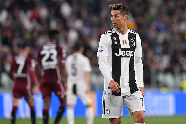 C.Ronaldo đua hết tốc lực ở cuộc đua Vua phá lưới - 1