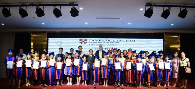 Chứng chỉ tiếng Anh quốc tế Cambridge đồng hành cùng học sinh thi vào lớp 10 THPT tại Đà Nẵng - 3