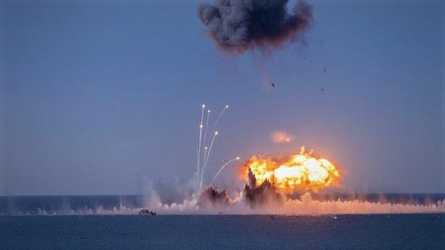 Bom Zagon - thế hệ vũ khí chống ngầm mới của Nga - 2