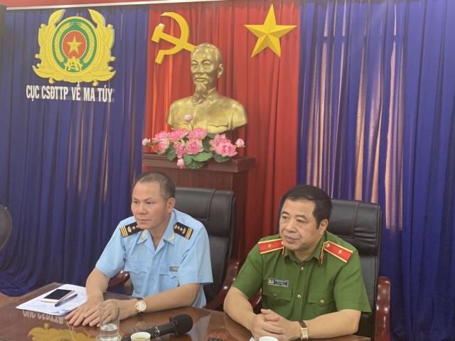 """Cận cảnh lô ma túy """"khủng"""" trị giá 500 tỷ ở Sài Gòn - 14"""