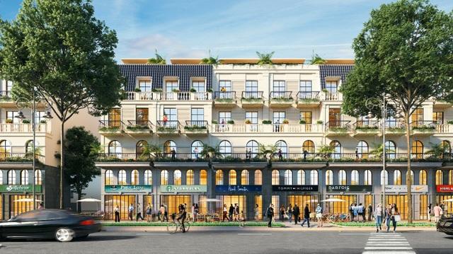 """""""Bội thu"""" với shophouse biển trung tâm thành phố giá chỉ từ 12,8 triệu/m2 - 1"""