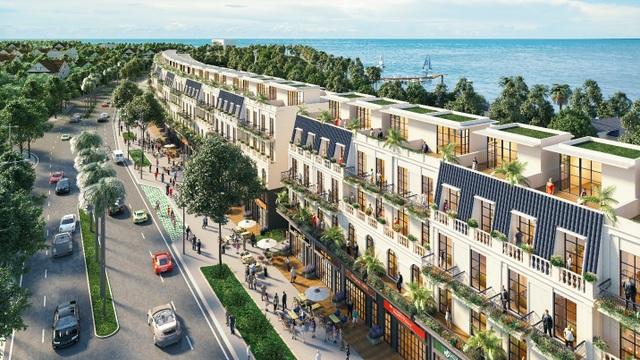 """""""Bội thu"""" với shophouse biển trung tâm thành phố giá chỉ từ 12,8 triệu/m2 - 2"""