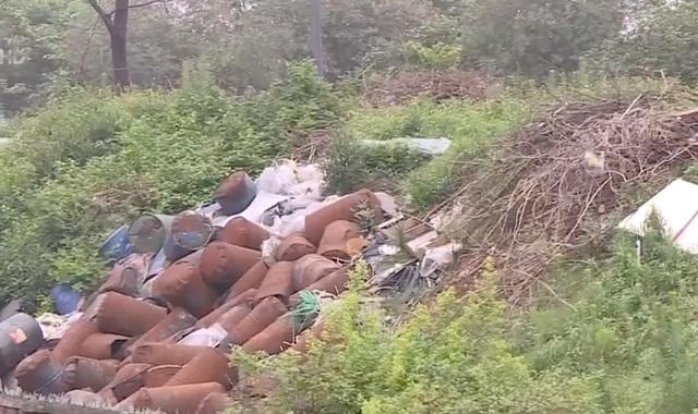 Đẩy lùi hành vi đổ trộm chất thải ra môi trường - 2