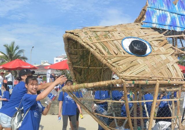 """Đà Nẵng ra mắt Bống - Goby """"ăn"""" rác thải nhựa ở bãi biển du lịch - 2"""