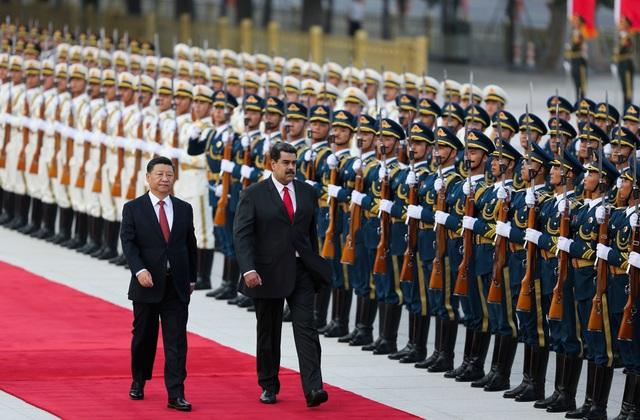 """Thách thức """"bủa vây"""" Trung Quốc khi Venezuela chìm trong khủng hoảng - 1"""