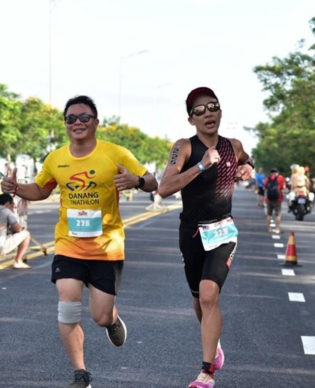 Đà Nẵng: Nóng bỏng đường đua IRONMAN 70.3 Vô địch Châu Á Thái Bình Dương - 6