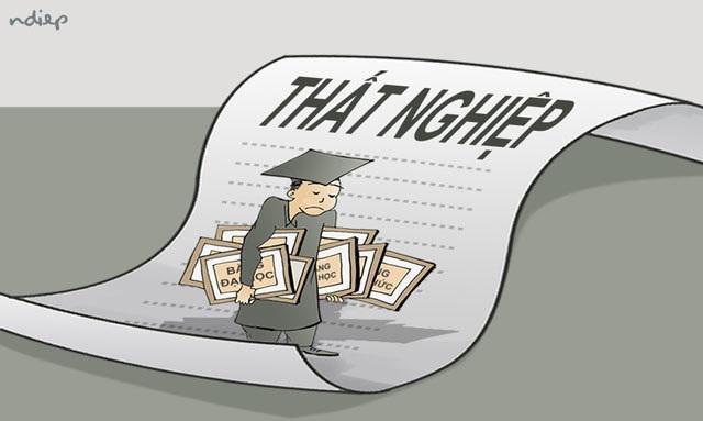 Bớt đi sinh viên đại học mà… mừng quá! - 1