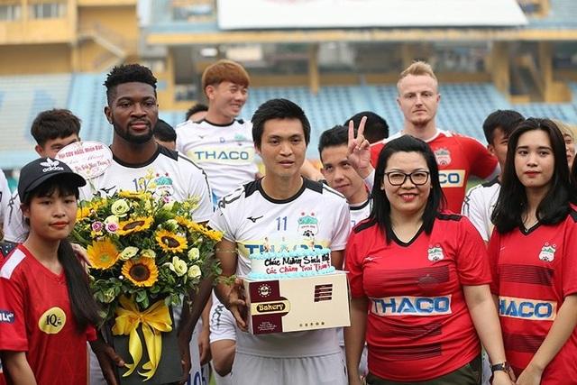Tuấn Anh chưa nghĩ tới việc trở lại đội tuyển Việt Nam - 1