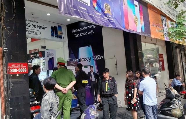 Nhật Cường Mobile bị khám xét: Ông chủ Bùi Quang Huy im tiếng, không xuất hiện - 1