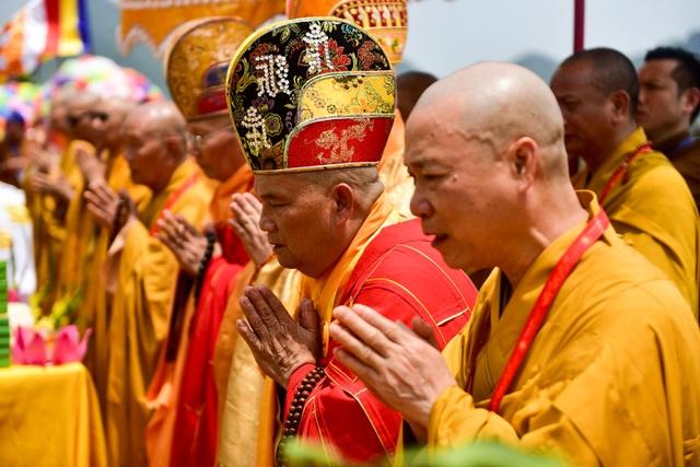 Nghi lễ tắm Phật truyền thống tại chùa Tam Chúc - 5