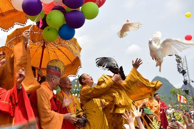 Nghi lễ tắm Phật truyền thống tại chùa Tam Chúc - 14