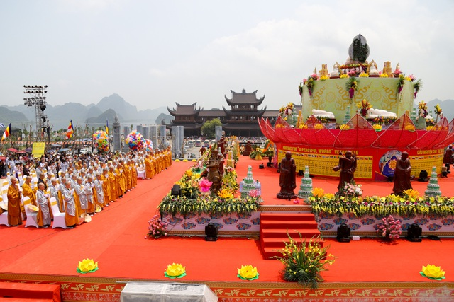 11 kỷ lục được xác lập tại Đại lễ Phật đản Vesak 2019 - 1