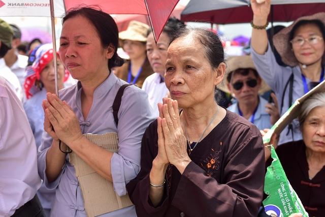 Nghi lễ tắm Phật truyền thống tại chùa Tam Chúc - 13