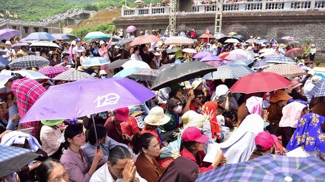 Nghi lễ tắm Phật truyền thống tại chùa Tam Chúc - 9