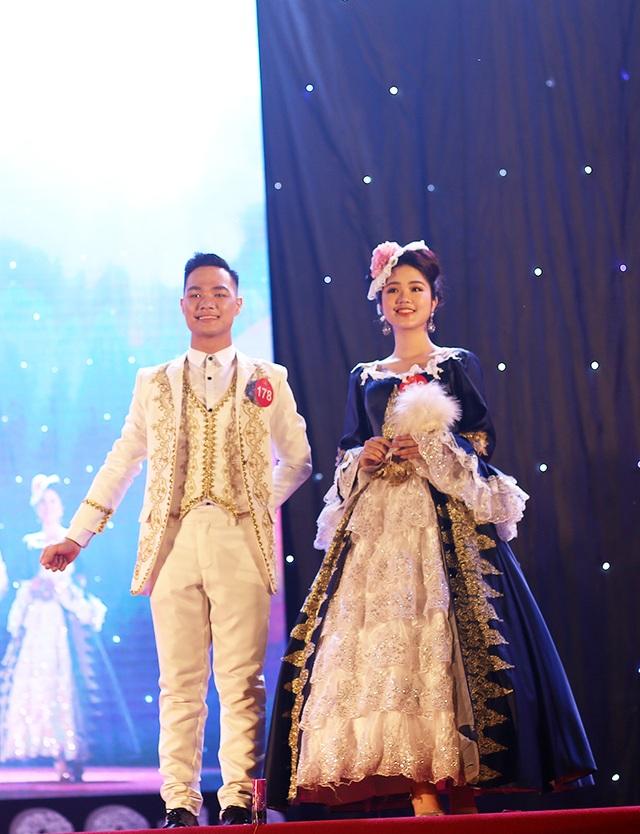 Nam thanh nữ tú ĐHQG Hà Nội khoe sắc với trang phục truyền thống 5 châu - 10
