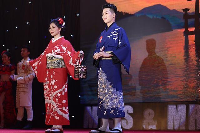 Nam thanh nữ tú ĐHQG Hà Nội khoe sắc với trang phục truyền thống 5 châu - 6