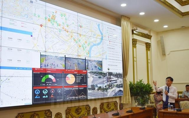 TPHCM thí điểm kết nối các hệ thống camera giám sát, nhận diện khuôn mặt - 1