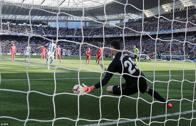 Thua Sociedad, Real Madrid tiếp tục chuỗi trận thất vọng - 7