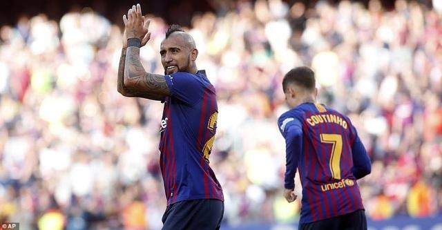 Barcelona đẩy Getafe vào thế khó trong cuộc đua dự Champions League - 6