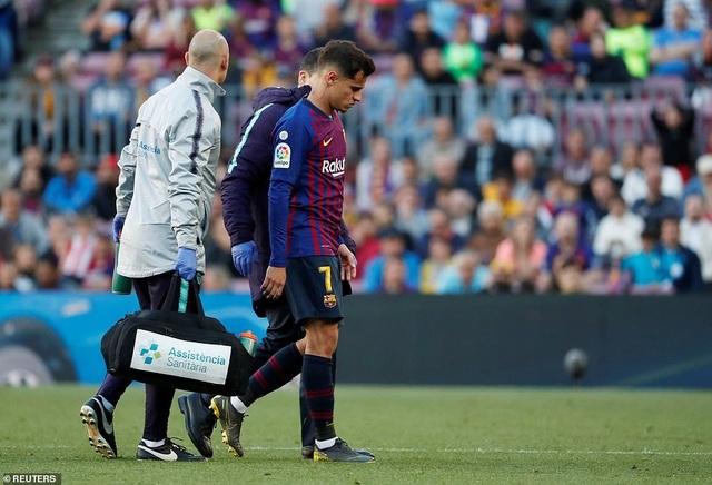 Barcelona đẩy Getafe vào thế khó trong cuộc đua dự Champions League - 5