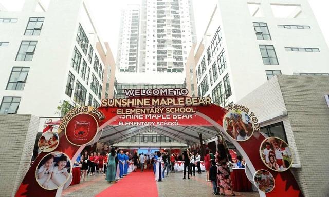 Ra mắt Trường Tiểu học quốc tế đầu tiên tại Hà Nội - 1