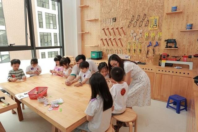 Ra mắt Trường Tiểu học quốc tế đầu tiên tại Hà Nội - 9
