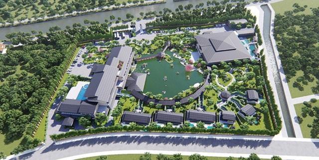 Huế sắp đưa vào vận hành khu nghỉ dưỡng 600 tỷ chuyên về nước khoáng nóng - 2