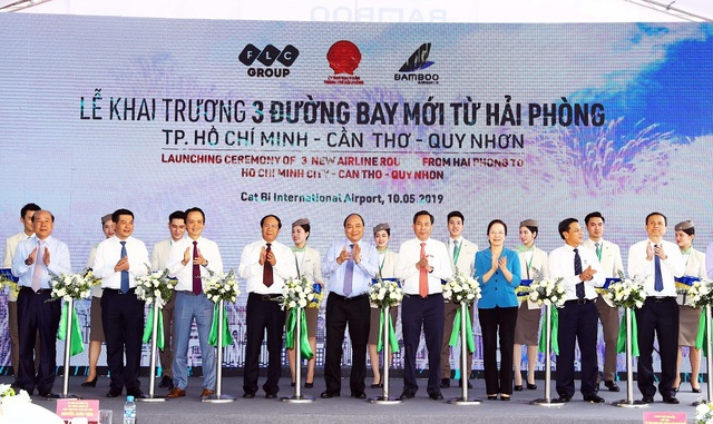 Khai trương nhiều đường bay mới, Bamboo Airways đẩy mạnh kết nối liên vùng - 5