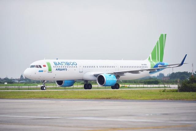 Khai trương nhiều đường bay mới, Bamboo Airways đẩy mạnh kết nối liên vùng - 1