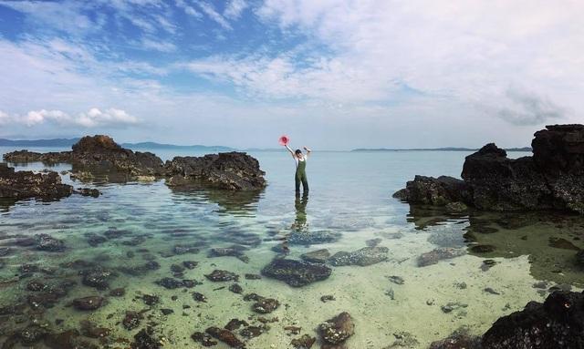 """Sửng sốt hòn đảo được mệnh danh là """"nơi cách thiên đường một bước chân"""" ở Quảng Ninh - 14"""