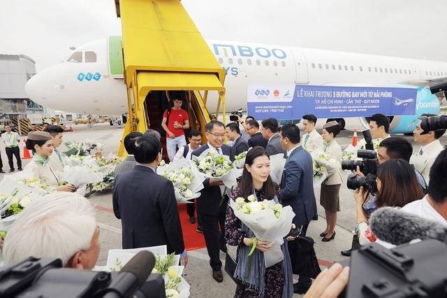 Khai trương nhiều đường bay mới, Bamboo Airways đẩy mạnh kết nối liên vùng - 3