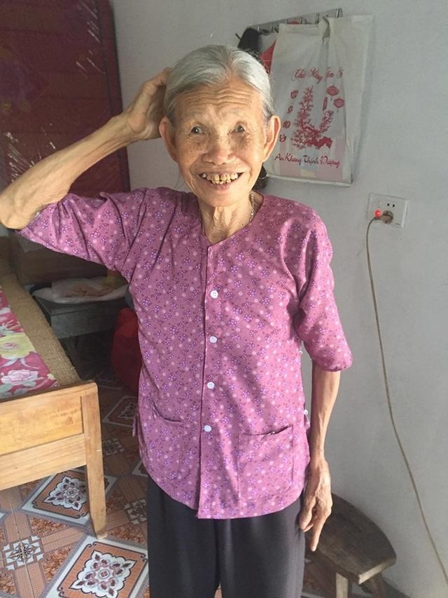 Niềm hạnh phúc cuối đời của cụ bà 85 tuổi được bạn đọc Dân trí giúp đỡ xây ngôi nhà mới - 6
