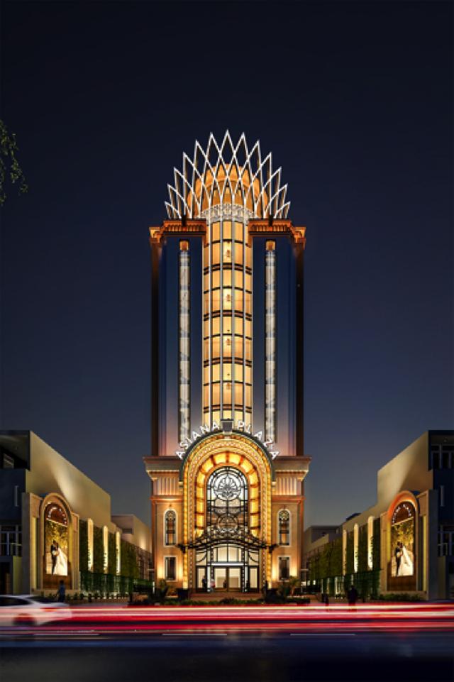 Gotec Land cất nóc dự án trung tâm hội nghị Asiana Plaza Tân Phú - 2