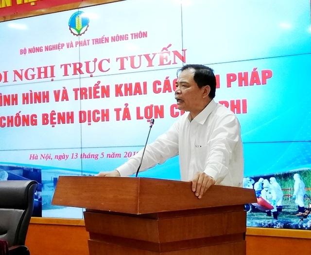 Phó Thủ tướng: Chấn chỉnh tình trạng lơ là việc chống dịch tả lợn châu Phi - 2