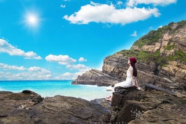 """Sửng sốt hòn đảo được mệnh danh là """"nơi cách thiên đường một bước chân"""" ở Quảng Ninh - 2"""