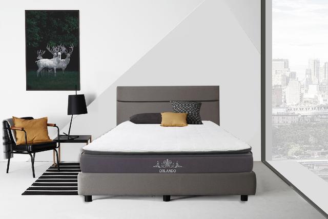 Đệm lò xo: Lựa chọn hoàn hảo cho phòng ngủ sang trọng - 1