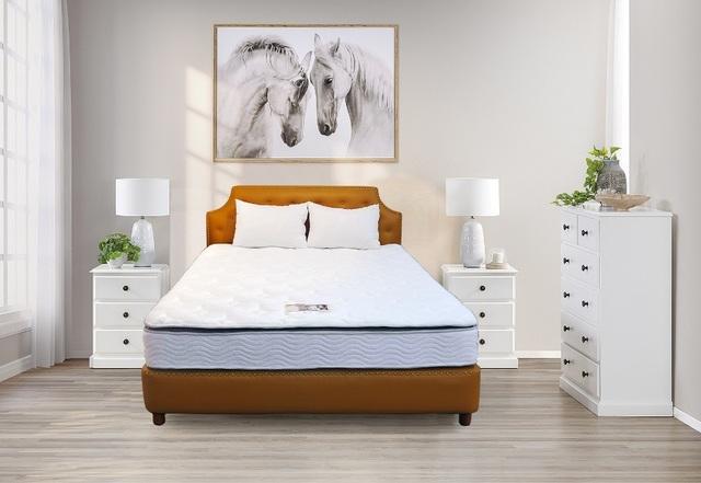 Đệm lò xo: Lựa chọn hoàn hảo cho phòng ngủ sang trọng - 2