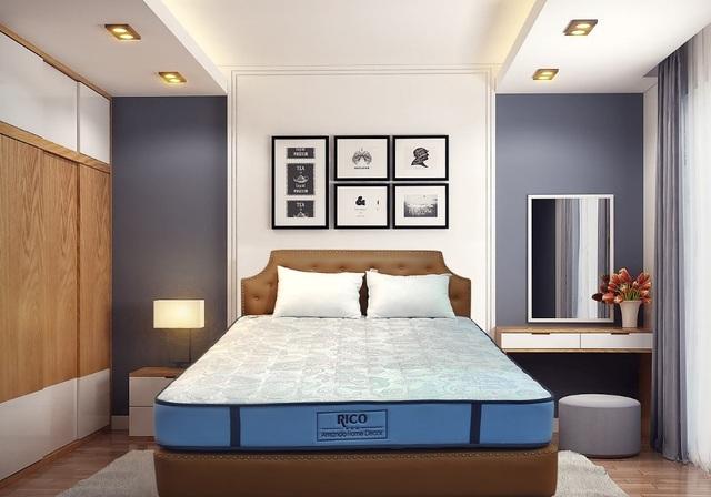 Đệm lò xo: Lựa chọn hoàn hảo cho phòng ngủ sang trọng - 3