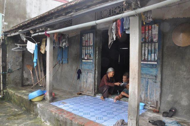 Niềm hạnh phúc cuối đời của cụ bà 85 tuổi được bạn đọc Dân trí giúp đỡ xây ngôi nhà mới - 1