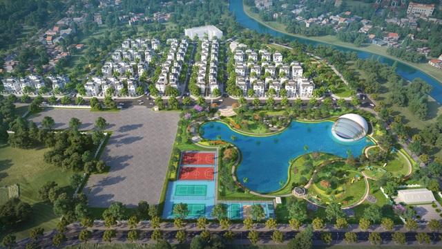 Bất động sản phía Tây Thủ đô: Đủ động lực để phát triển toàn diện - 1