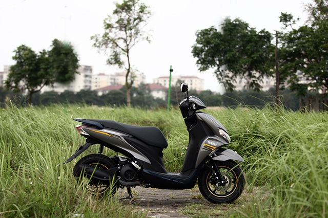 FreeGo - Bất ngờ mới của Yamaha tại Việt Nam - 1
