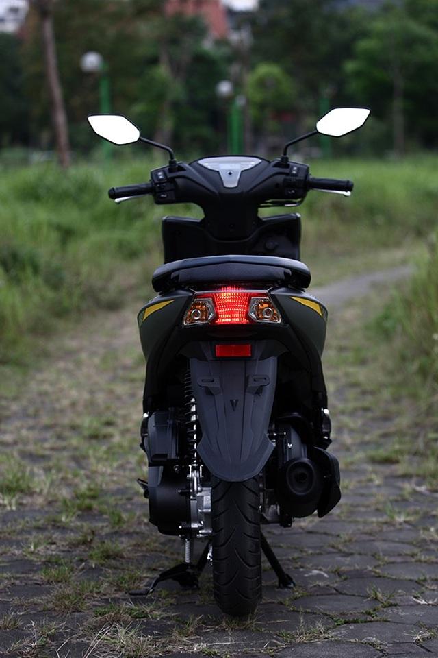 FreeGo - Bất ngờ mới của Yamaha tại Việt Nam - 3