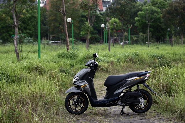 FreeGo - Bất ngờ mới của Yamaha tại Việt Nam - 2