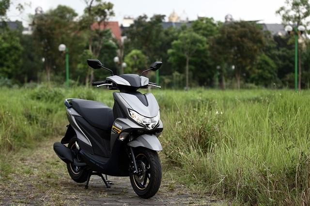 FreeGo - Bất ngờ mới của Yamaha tại Việt Nam - 9