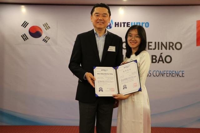 Hitejinro trao học bổng tiếng Hàn trị giá 200 triệu đồng cho sinh viên Việt Nam - 4