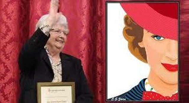 """Cụ bà 88 tuổi gây """"sốt"""" cộng đồng mạng nhờ tài vẽ tranh bằng…. Microsoft's Paint! - 3"""