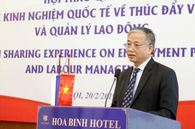 Khoảng 80.000 lao động nước ngoài làm việc tại Việt Nam - 1