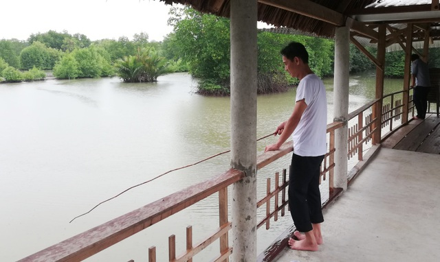 Trải nghiệm thú vị ở vùng sông nước Cà Mau - 3